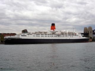 Queen elizabeth 2, da embarcação