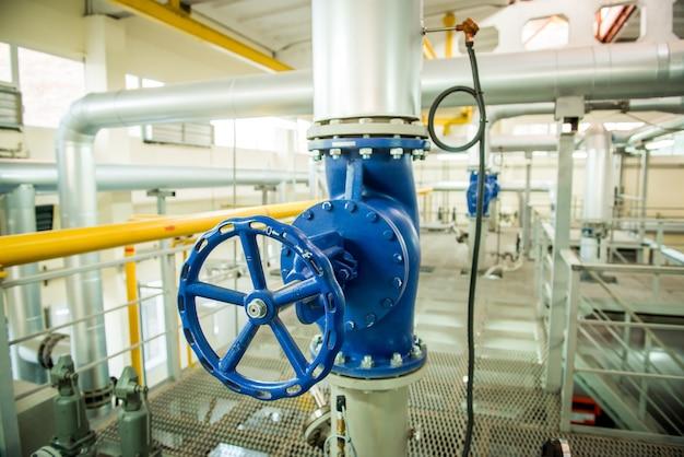 Queimador moderno do equipamento da sala de caldeira - poder superior