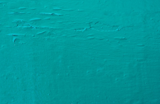Rachado resistiu a textura de placa de madeira pintada de verde e azul