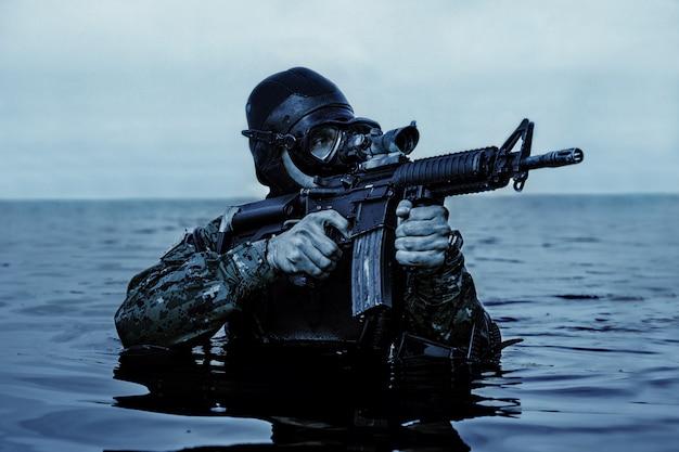 Râfio da marinha seal