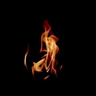 Raging chama de fogo