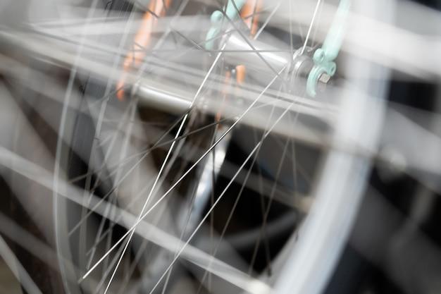 Raios de bicicleta de aro de roda