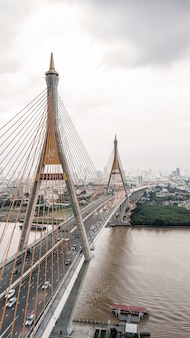 Rama ix ponte na tailândia