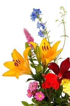 Ramo de flores de verão