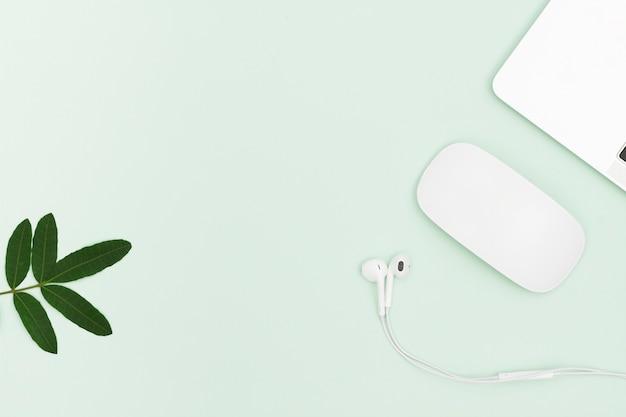 Ramo e gadgets contemporâneos