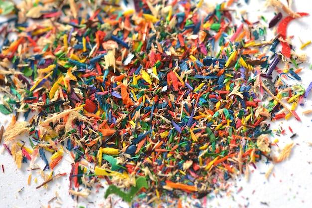 Raspas de lápis apontados