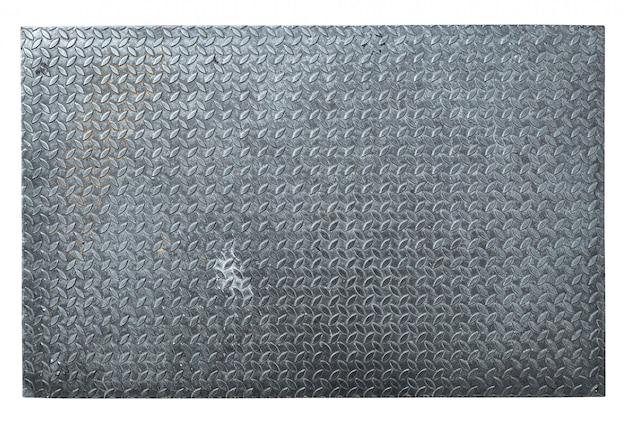 Raspe fundo de textura de metal rústico