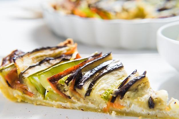 Ratatouille francês tradicional.