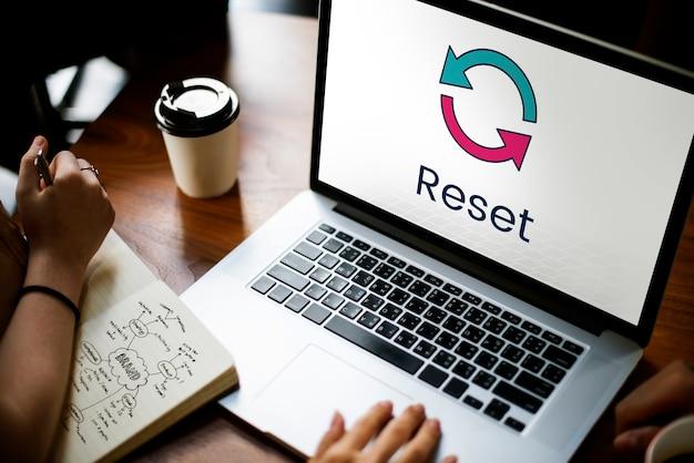 Recarregar atualização de tecnologia de redefinição digital