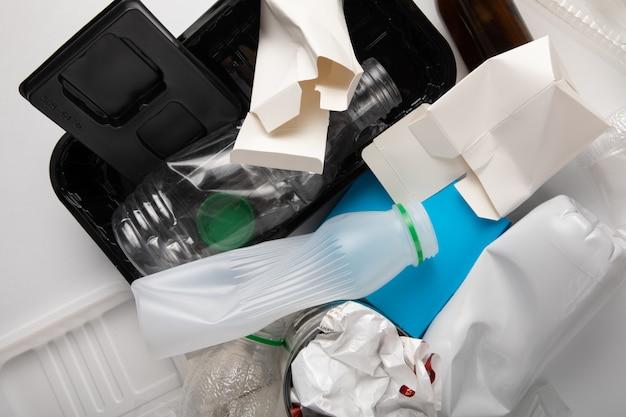 Reciclagem de resíduos médicos