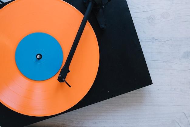 Recortar jogador com disco em branco