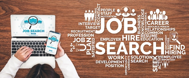 Recrutamento de recursos humanos e conceito de rede de pessoas