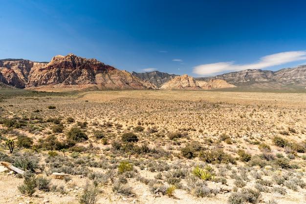 Red rock canyon las vegas nevada eua