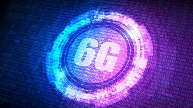 Rede 6g, tecnologia sem fio