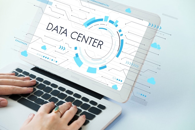 Rede de dados de armazenamento de computação em nuvem