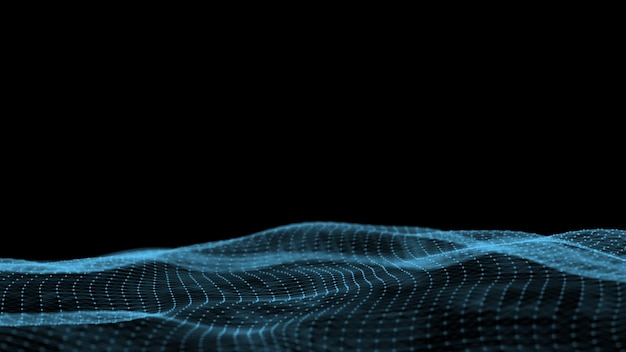 Rede de ondas conectada