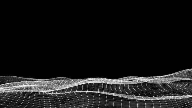 Rede de rede de ondas conectada