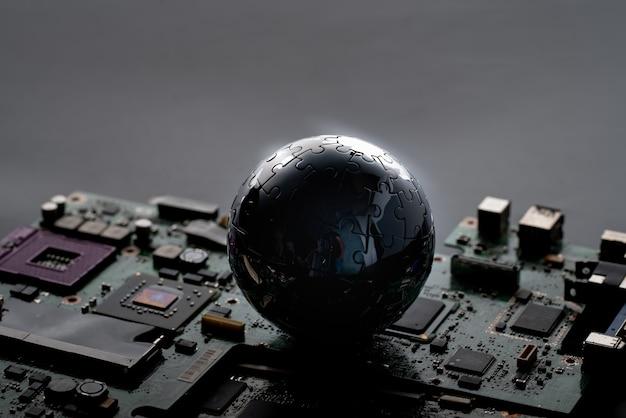 Rede global para o conceito de tecnologia