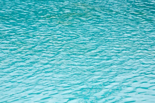 Refrescante, água, de, piscina, em, verão