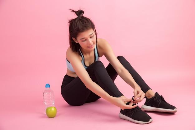 Relaxe após o exercício