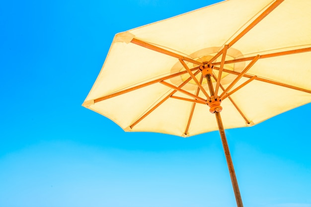 Relaxe oceano azul tropical
