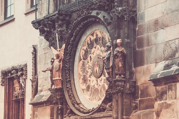 Relógio astronômico de praga