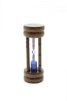 Relógio de areia vazio
