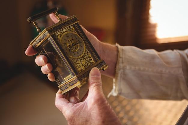 Relógio de exploração horologista