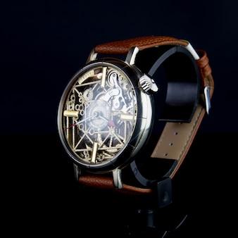 Relógio de homem. produtos de luxo