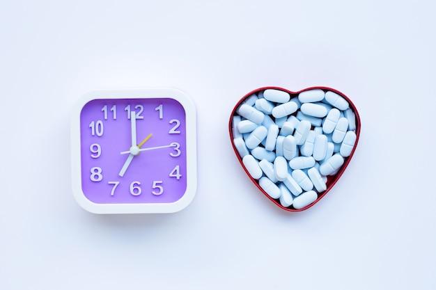 Relógio e tablets