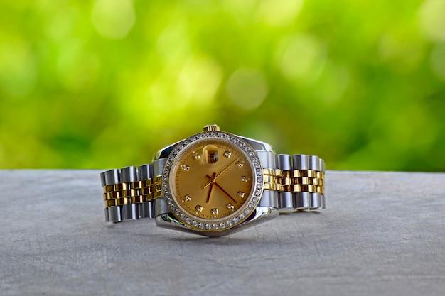 Relógios de luxo é um prêmio de conquista