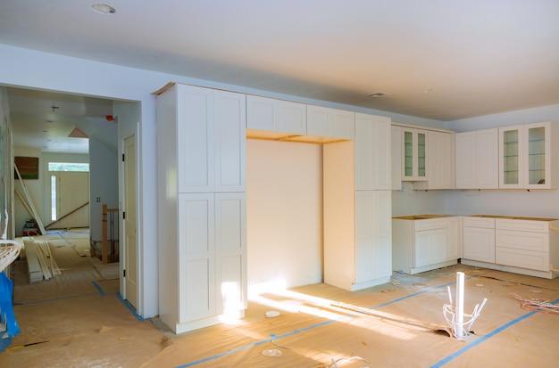 Remodelação da cozinha móveis de cozinha bonita