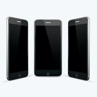 Renderização 3d do seu telefone