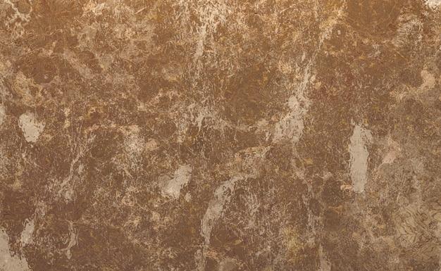 Renderização 3d, fundo de textura de mármore marrom luxo, espaço vazio cópia para banners de mídia social de promoção