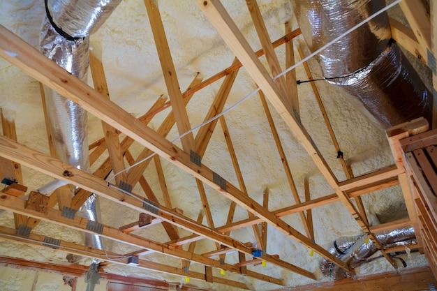 Renovação do sótão e isolamento térmico
