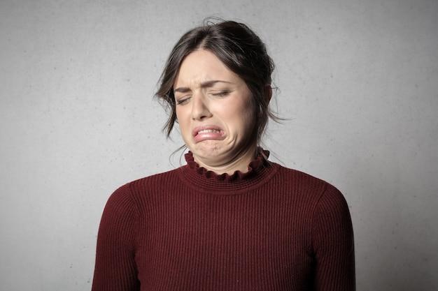 Repugnância expressão infeliz