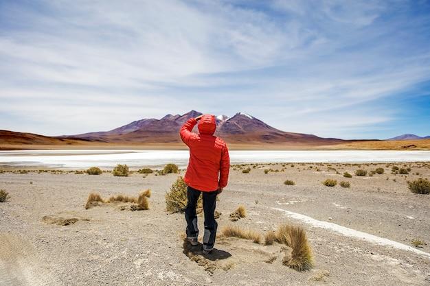Reserva nacional da reserva andina fauna eduardo avaroa na bolívia