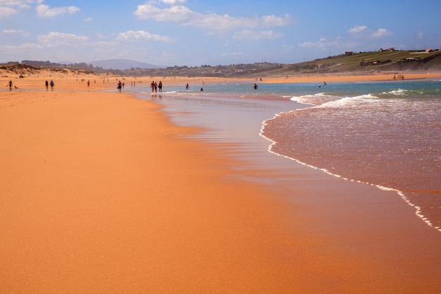 Reserva natural das dunas de liencres