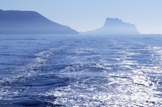 Reserva prata mediterrânea saltwater blanca ground