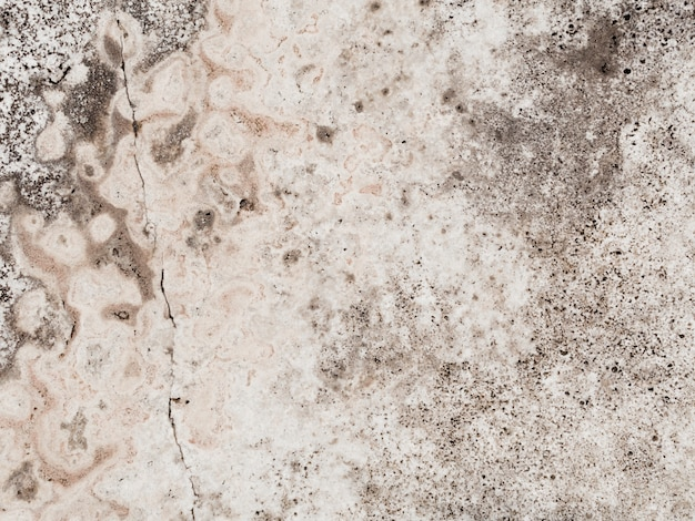 Resistiu a parede de concreto texturizado