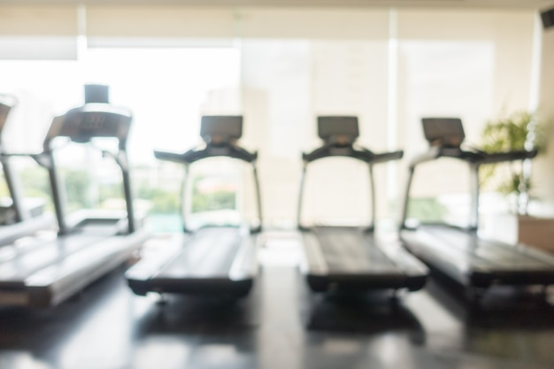 Resumo blur ginásio e fitness