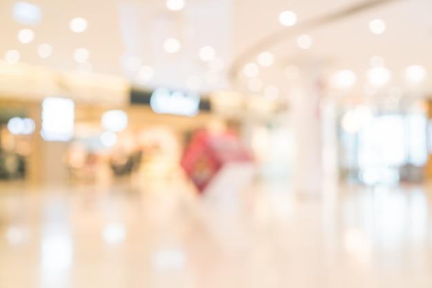 Resumo borrão shopping