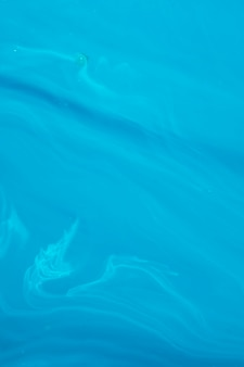 Resumo de água ondulada cristalina
