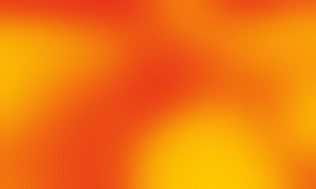 Resumo de fundo laranja