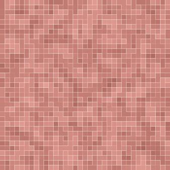 Resumo de luxo doce rosa pastel tom parede piso de vidro da telha padrão sem emenda textura de fundo do mosaico para material de móveis.