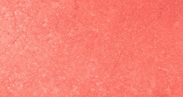 Resumo de plano de fundo texturizado na cor coral viva do ano de 2019