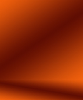 Resumo liso fundo laranja layout designstudioroom modelo de web relatório de negócios com liso c ...