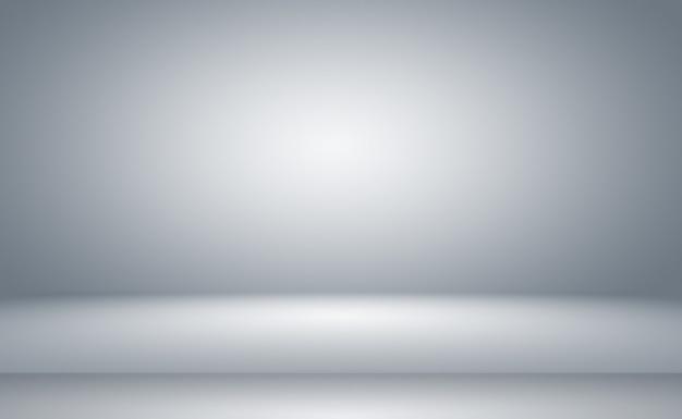 Resumo luxo simples desfocar gradiente de cinza e preto, usado como parede de estúdio de fundo para exibir seus produtos.