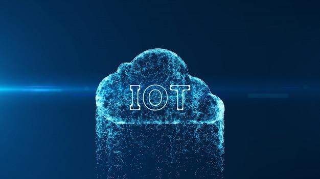 Resumo oi velocidade internet da internet das coisas muito grande computação em nuvem.