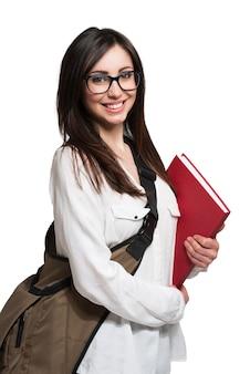 Retrato de estudante